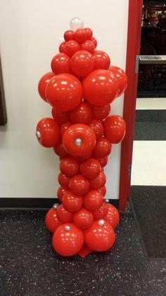paw patrol balloon decoration - Google Search
