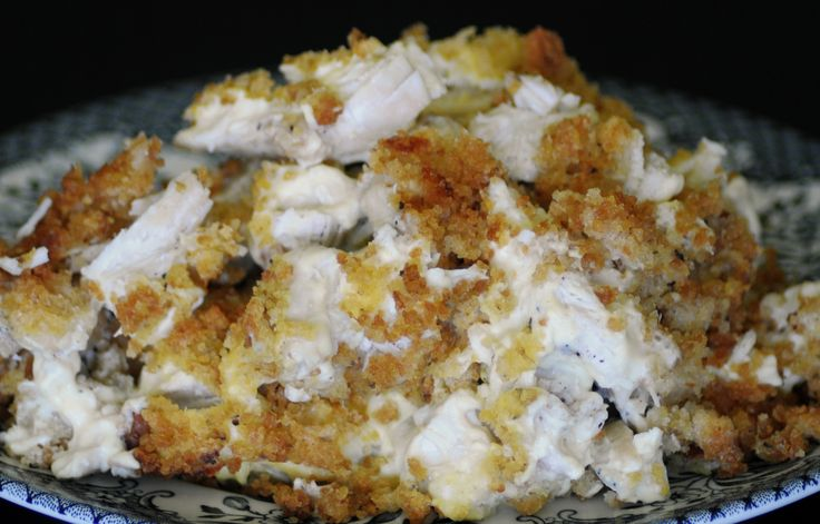 Cornbread Stuffing Chicken Casserole | Recipe