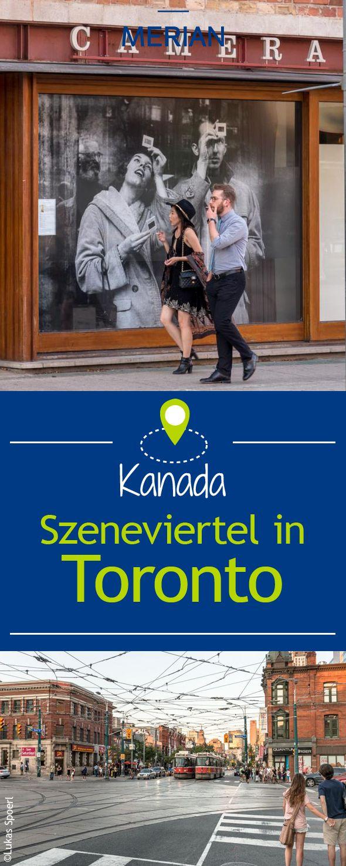 Kultur und Kreativität- dafür steht das Szeneviertel West Queen West in Kanada. Wir nehmen Sie mit auf unsere Reise und zeigen Ihnen die Highlights.