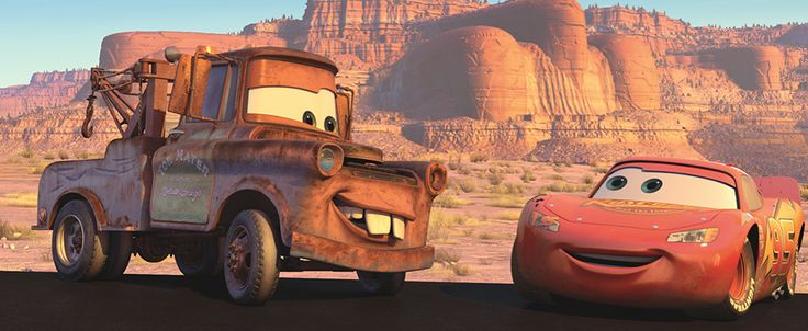"""Don't be a hater. Listen to Mater. This backwards-drivin', tractor-tippin', """"tuh-mater"""" without the """"tuh,"""" rusty resident of Radiator Springs sure has a way with words."""