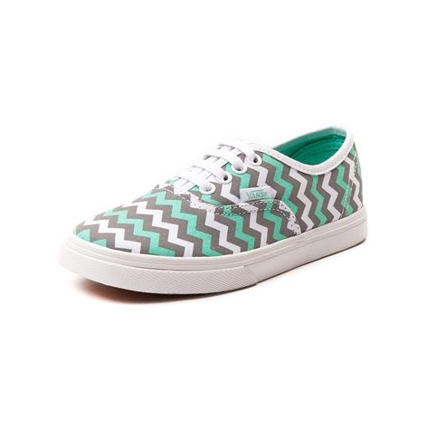 Shop for YouthTween Vans Lo Pro Chevron Skate Shoe in White Mint at Journeys Kidz. Shop today for the hottest brands in mens shoes and womens shoes at JourneysKidz.com.The new Vans Chevron Skate Shoe is anything but square! This Vans exclusive provides a slimmer silhouette than the original with a low profile design, sturdy canvas upper, and lace up closure. The Vans signature Waffle Outsole provides slip resistant traction to keep you on your feet. Only available at Journeys Kidz!