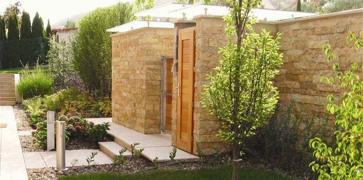 Csopak. Constructed by Magnolia Art Kertépítő Kft.