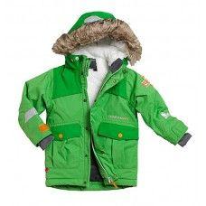 Куртка для детей VINSON зелёный