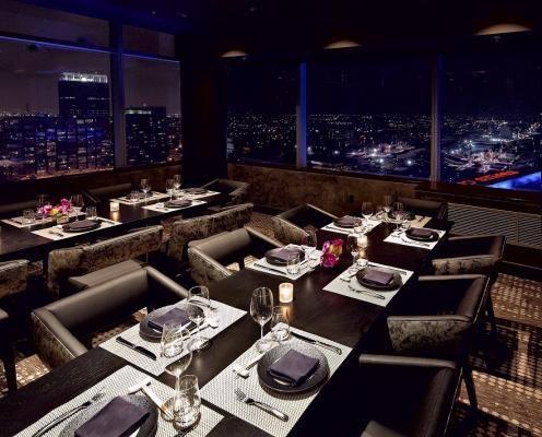 Wp24 los angeles downtown restaurant menus and reviews - Jw marriott la live room service menu ...