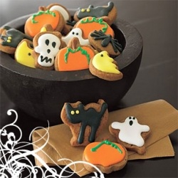 halloween cookies ideas - Halloween Cookies Decorating Ideas