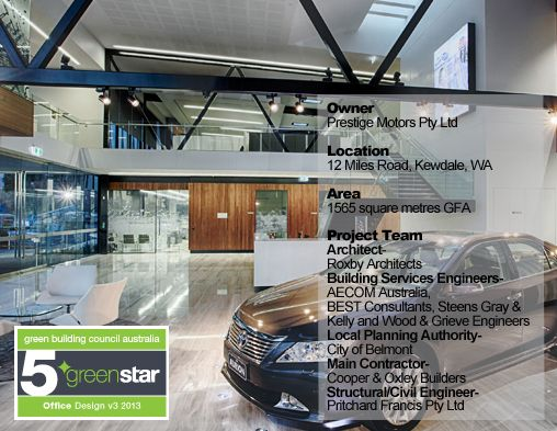 Toyota WA Headquarters - 90 solar panels and three 1kW wind turbines #greenbuilding #greenstar #sustainabledesign
