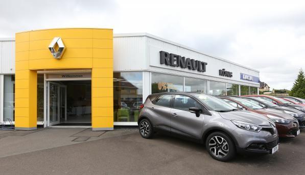 Renault König in Prenzlau…