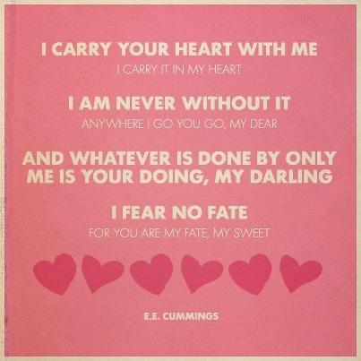 E.E Cummings #wwinspire