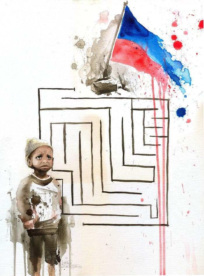 Lora Zombie - Haiti Kid