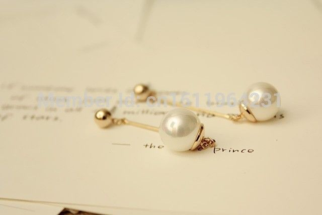 Find More Drop Earrings Information about 2014 Hot salesKorean Star style Lovely Charming Temperament Elegant Pearl Long Pendant Earrings jewelry E509 ,High Quality jewelry photo,China jewelry headwear Suppliers, Cheap jewelri from Top Fashion Accessory Store on Aliexpress.com