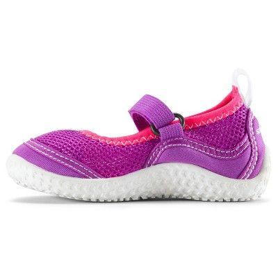 Speedo Toddler Kids Mary Jane - Purple (Medium), Toddler Unisex, Size: Small, Durable
