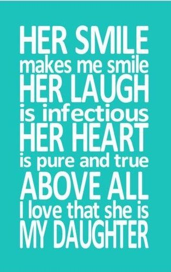This is for both my girls! They are what makes my life complete. I love them more than words can say