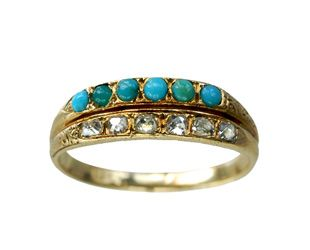 17 Best images about 1840's Rings on Pinterest