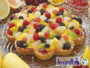 Qu'il fait bon  Fruits tart.