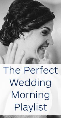 The ultimate wedding dinner music playlist. That means the perfect mix of genres and artists—no Bublé in sight. Play it for your cocktail hour and dinner!