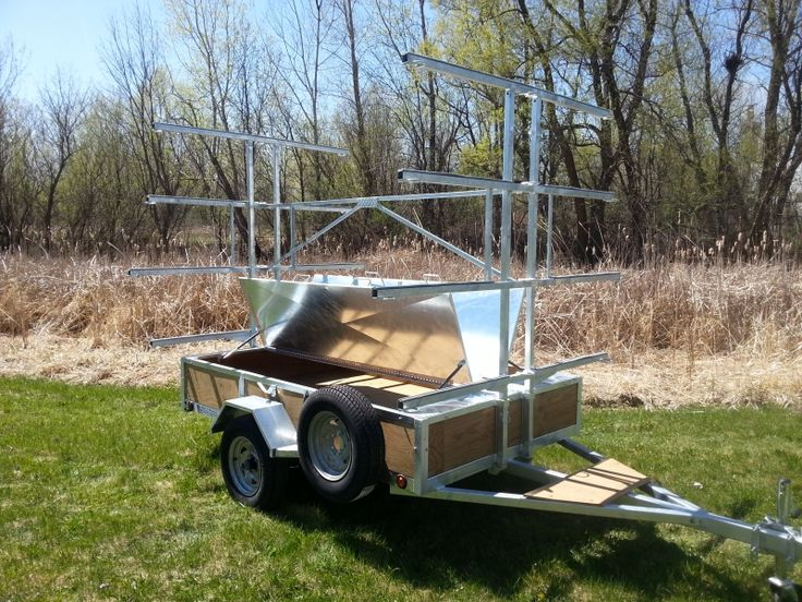 1000 ideas about kayak trailer on pinterest kayak for Fishing carts for sale