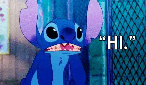 Cuando intentas hablarle a tu enamorado.   42 gifs de Disney para reaccionar ante cualquier situación