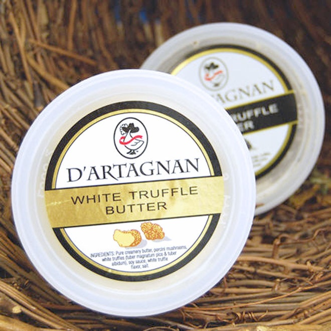 Truffle Butter Duo, Buy Gourmet Truffle Butter Online  Truffle up everything, on a budget