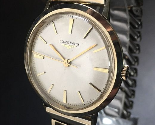 1000 ideas about gold watches for michael vintage longines watches for longines vintage 1964 10k gold filled mens watch calibre