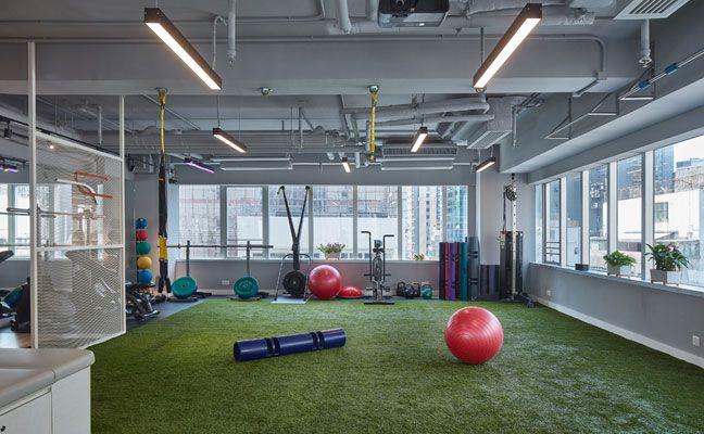 Precision Fitness Gym Design Gym Design Design Interior Concept