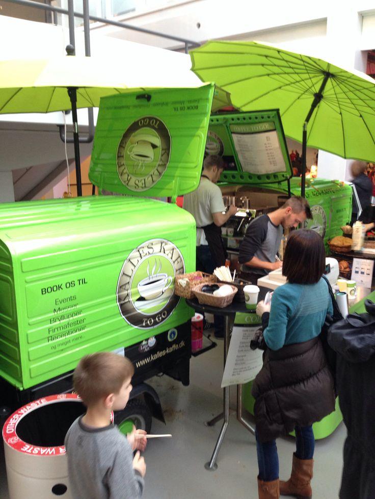 Kalles Kaffe på LEGOworld, Bella Centret.