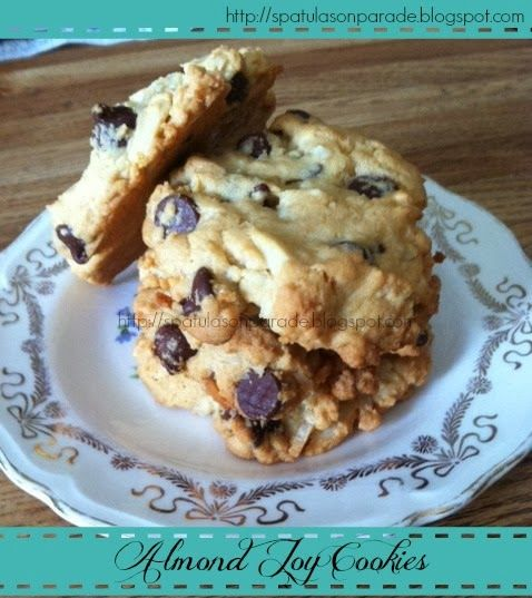 Taste like, Almond Joy Cookies