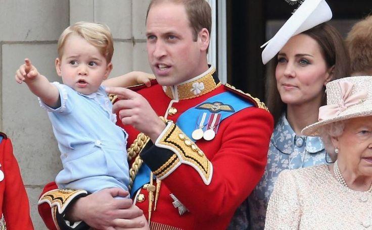 De leukste momenten van prins George om bij weg te smelten - Beau Monde