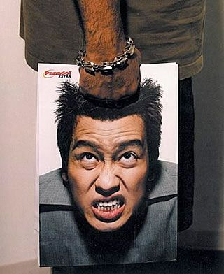 Fist Bag / げんこつバッグ