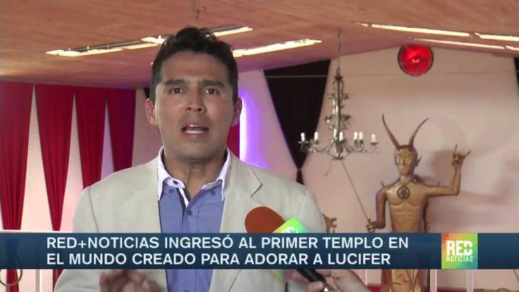 ENTREVISTA A victor damian rozo FUNDADOR TEMPLO LUCIFERINO unico en el m...
