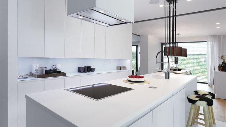 Pure White Matt | realizácie kuchyne Sykora