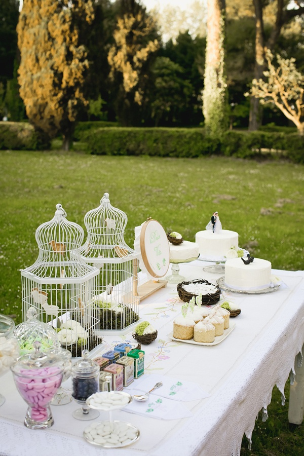 Primavera Garden Party Scape