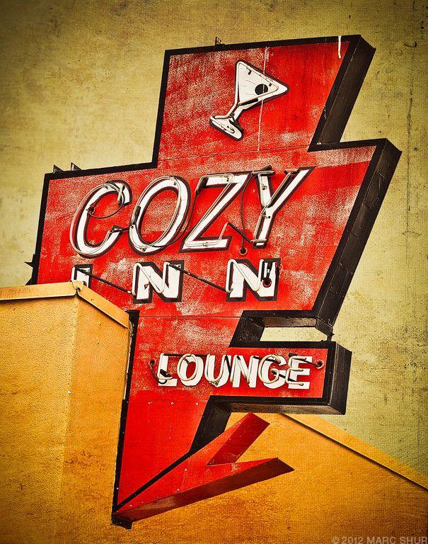 Cozy Inn Lounge by Marc Shur