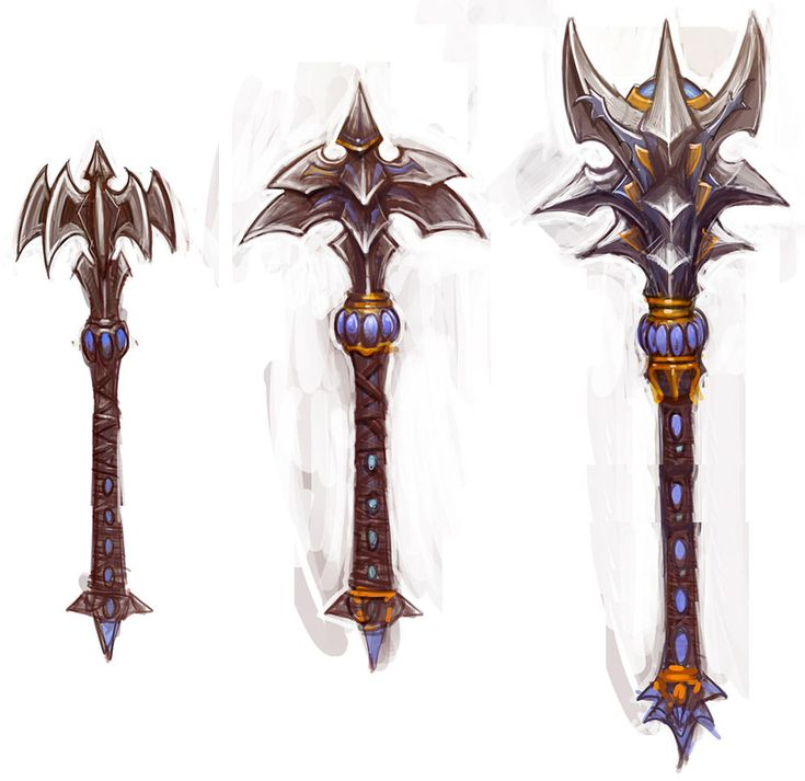 mace designs from world of warcraft wrath of the lich