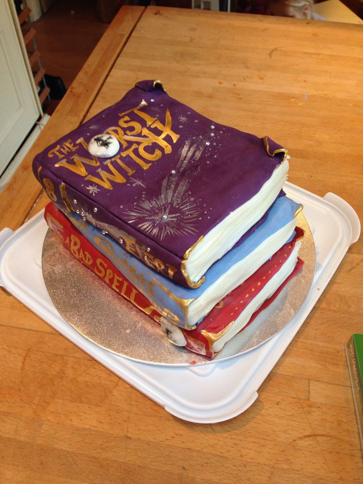 Into Cakes Worst Witch