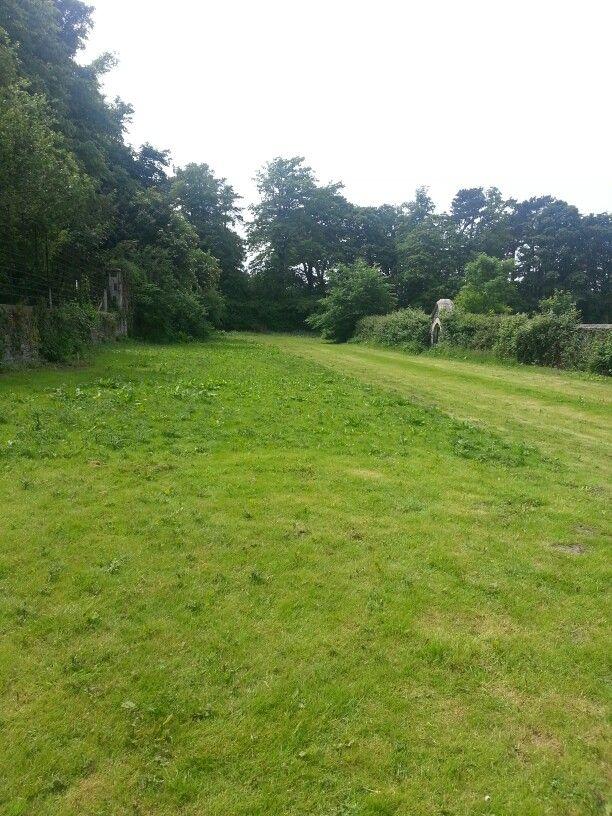 Platts Farm walled garden west
