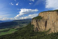 the Enderby Cliffs