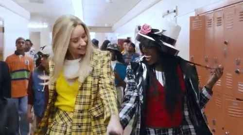 "!!!!!!!!!! | Iggy Azalea And Charli XCX's New Music Video Is An Homage To ""Clueless"" And It. Is. EVERYTHING."