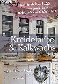 """Buchempfehlung Rezension """"Kreidefarbe & Kalkwachs"""""""