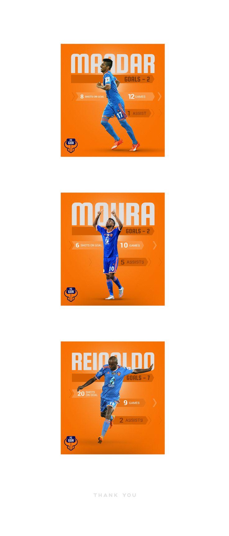 "Check out my @Behance project: ""FC Goa"" https://www.behance.net/gallery/44987127/FC-Goa"