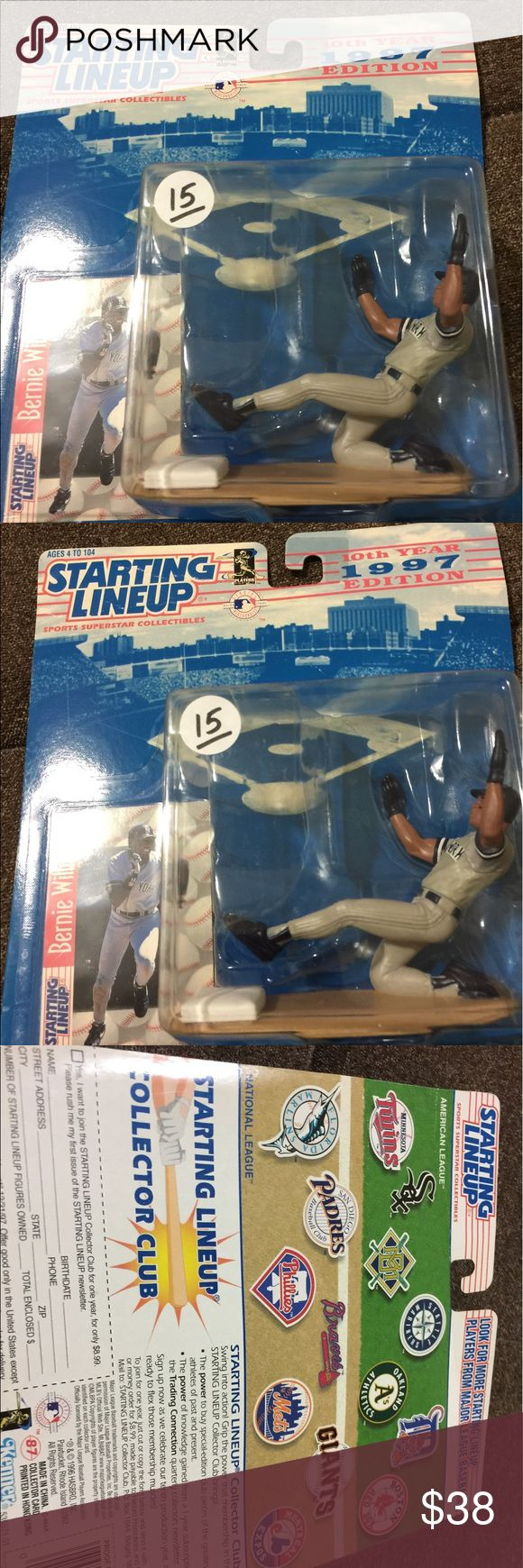 KAREN ROSS WITH ULTRA  LASER CANNON & DIAMOND COLLECTIBLE FIGURES!STARTING LINEUP SPORTS SUPERSTAR COLLECTIBLES 10th edition 1997 age 4 to 104 BARNIE WILLIAMS kenner Other