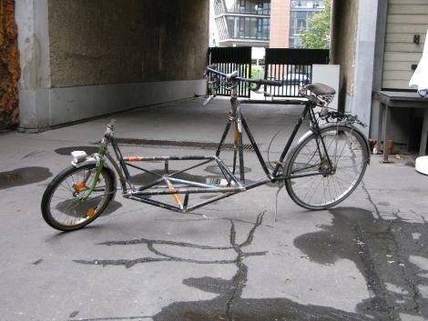 DIY Cargo Bicycle