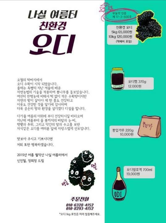 040호점 : 나실 여름터 (충북 제천)