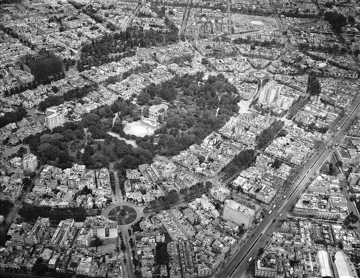 Hipodromo Condesa 1950