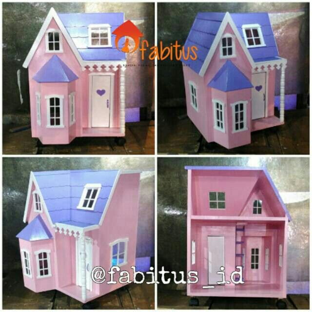 Fabitus Barbie House : Sophia
