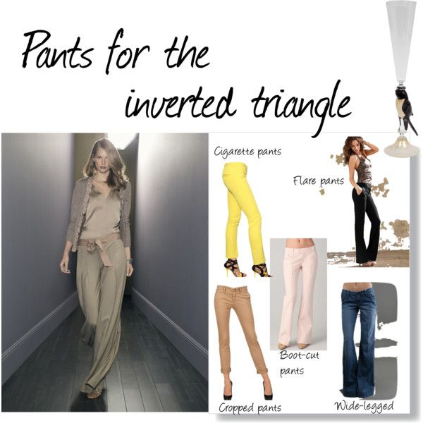 A fashion look from April 2012 featuring Elie Tahari pants, 10 Crosby Derek Lam pants and Level 99. Browse and shop related looks.