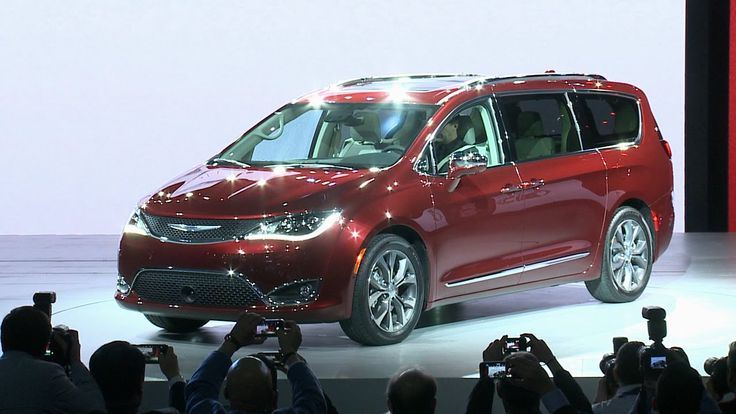 2017 Chrysler Pacifica PHEV Starts At $43,090 — With Federal Tax Credit, Cost Is Similar To ICE Equivalents