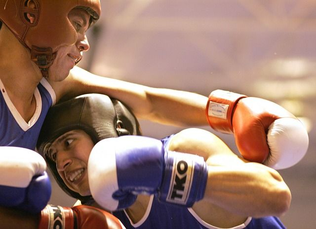 MAAC provides boxing classes, come let all your energy out. Don't wait! Enroll in classes.