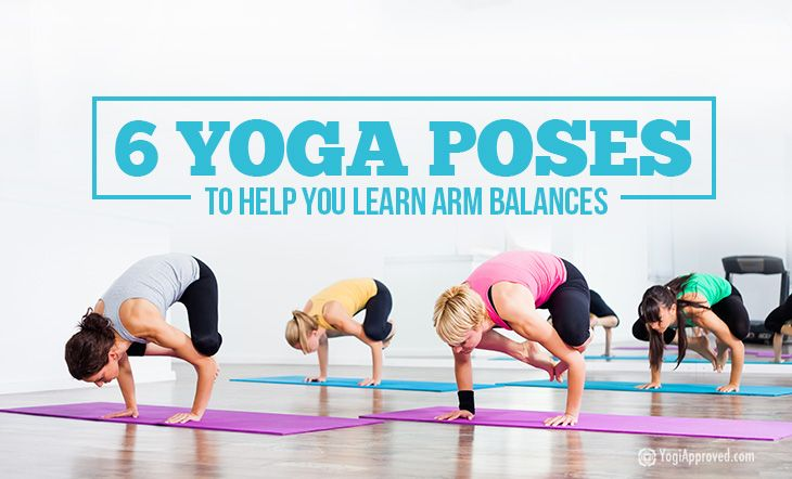 Arm balances are a fun way to explore your strength and add dimension to your yoga practice. For yogis who are just beginning their arm balance practice, i
