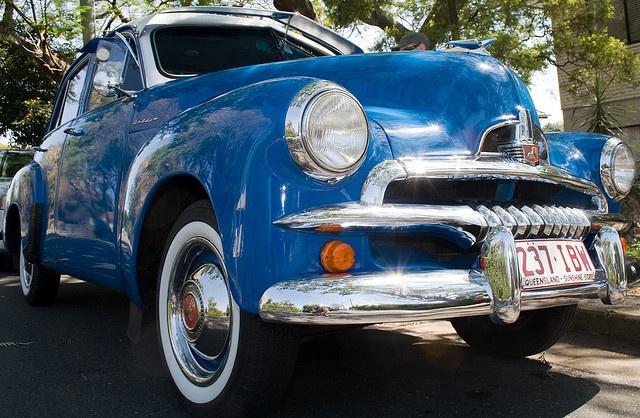 FJ Holden 1956 by not too shabby, via Flickr