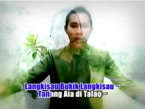 Langkisau and Hometown of My Life (based on song of Rommy Tan - Bukit Langkisau)